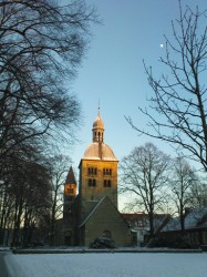 mauritzkirche, 5. januar 2009