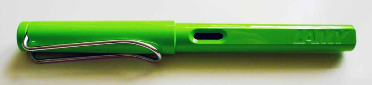 lamy safari füller